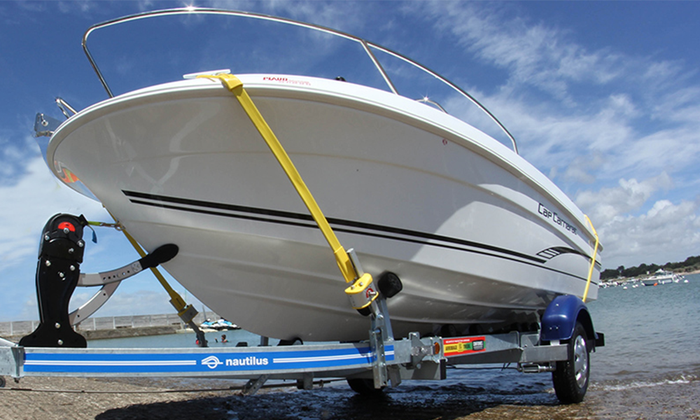 Quickflex, the professional tie-down designed for your boat