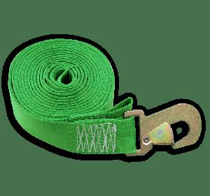Cinghia verde 8m