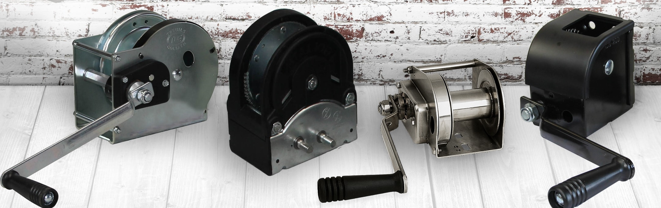 A winch for each application