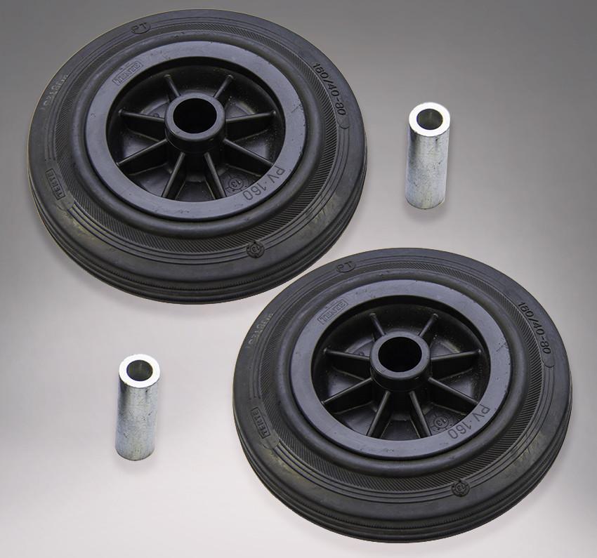 Grandes roues de transport 5200