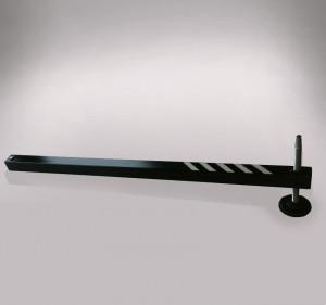 Pieds ajustable 50x50 L940mm