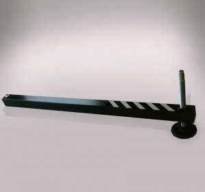 Pied ajustable 40x40 L940mm