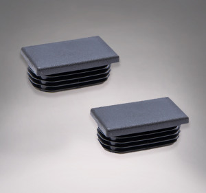 Plastic plug Basic (batch of 2)