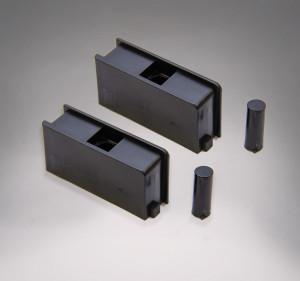Plastic plug R (batch of 2)