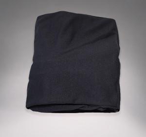Lycra opaque noir