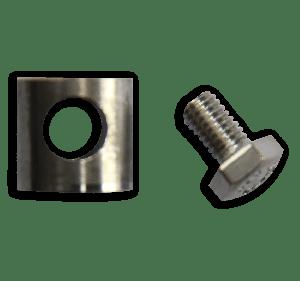 Serre-câble inox ø7mm (lot de 2)