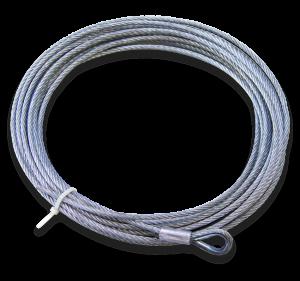 Câble Inox D7 L15m