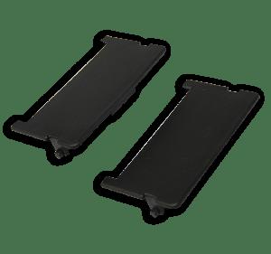 Cache noir TS-TPV-TA (lot de 2)