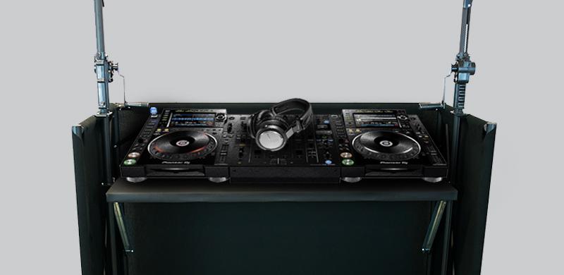 DJ equipements