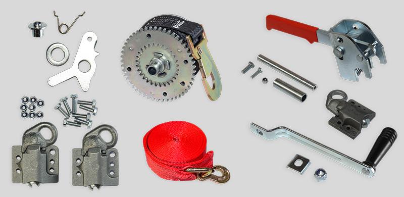 Accessoires et pièces détachées