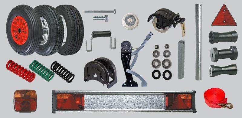Pièces détachées & accessoires